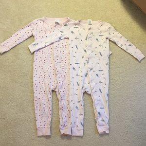 Adorable baby Gap pajamas
